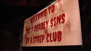 portland gentlemen u0027s club turned into haunted house for hallowee