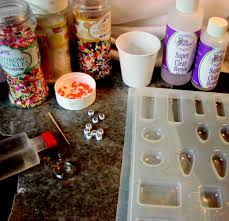 halloween resin jewelry earrings and ring tutorial resin obsession