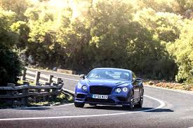 bentley coupe 2017 2017 bentley continental supersports first drive review saving