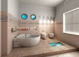 beachy bathroom ideas bathroom ideas mural blue themed bathroom paint colors with