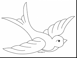 remarkable coloring pages birds alphabrainsz net