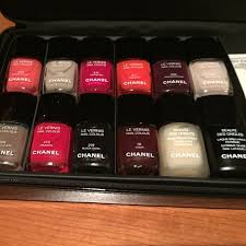 75 off chanel accessories chanel nail polish set does not come