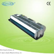 hydronic fan coils wall mount efficiency energy saving horizontal concealed ceiling type