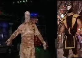 Yeti Halloween Costume Silliest Pro Wrestling Costumes Capricorn