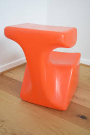 Orange Chair by Orange Zocker Children U0027s Chair By Luigi Colani For Top System