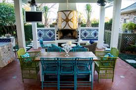 Mexican Style Home Decor Mexican Inspired Old Metairie Residence