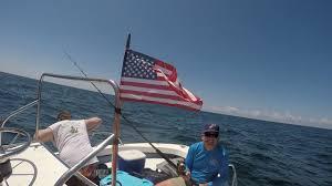 Pensacola Flag Spanish And King Mackerel Fishing In Pensacola 6 11 17 Youtube