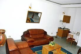 hotel avec cuisine salon avec coin repas et cuisine picture of hotel franco yaounde