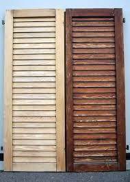persiane legno come verniciare infissi e serramenti in legno possofare it