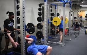 lexington christian academy fitness center