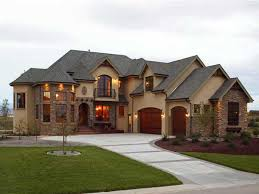 luxury home plans for narrow lots luxury classic european house plans with narrow lot design