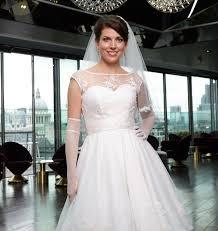 50 S Wedding Dresses June 50s Wedding Dress Melanie Potro Bridal Couture