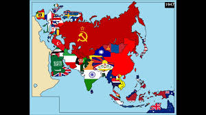 Asia Maps by Eurasia Timeline Of National Flags Part 1 Youtube