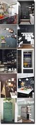 Chalkboard Backsplash by Creative Chalkboard Ideas