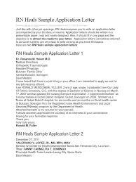 Resume Rn Sample Resume Rn Heals Sample Resume For Rn Position Resume