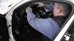 lexus is300 steering wheel emblem 2011my isf sport steering wheel swap youtube
