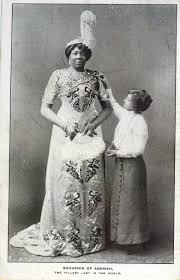 vintage dresses black friday amazon mme abomah born 1862 was known as the amazon giantess and the