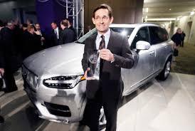 volvo usa headquarters honda volvo take top awards at the detroit auto show naples herald