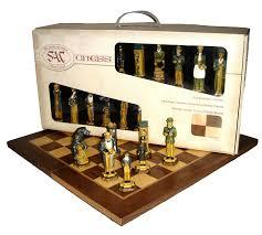 sherlock holmes chess set with board sac