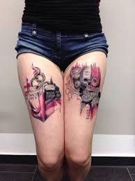 50 awesome anchor tattoos designs for and