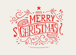 merry and bright free card template for 2015