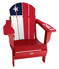 Cile Flag Chile Flag Custom Sports Chair Mycustomsportschair Com