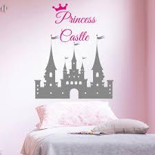 online get cheap kids castle bedroom aliexpress com alibaba group diy princess castle girls bedroom wall decor sticker wall decal for kids nursery bedroom vinyl adhesivo