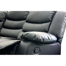 Leather Recliner Sofa Reviews Bonded Leather Recliner Sofa Chateau Bonded Leather Reclining Sofa