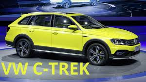 volkswagen wagon 2017 2017 volkswagen c trek dynamic crossover wagon for china youtube