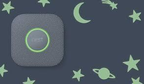 Green Light On Smoke Detector Google Nest Protect Review An Alarmingly Good Smoke Detector