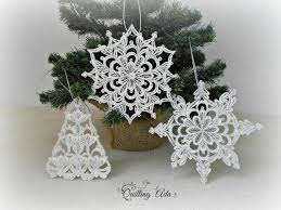 1200 best quilling snowflakes images on quilling