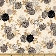 home decor weight fabric waverly cheri sateen panther from fabricdotcom this waverly home