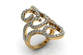 rings best price images Buy diamond designer cocktail ring online in india at best price jpg