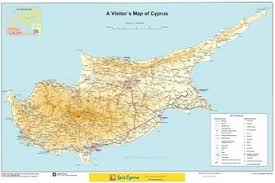 map of cyprus cyprus maps and media