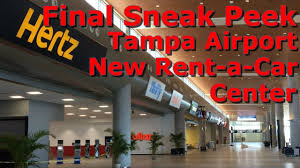 Car Rentals In Tampa International Airport Florida