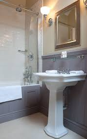 best 25 shower rail ideas on pinterest small tub small traditional bathroom with stainless steel straight 2m shower rail by byretech at the grove in narbeth