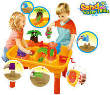 water table for 1 year old water play table outdoor toys activities ebay