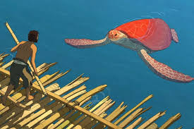 ghibli film express the director of studio ghibli s the red turtle went deep into the