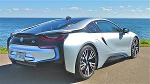 Bmw I8 Exhaust - if you want a hybrid would a bmw i8 do new car picks