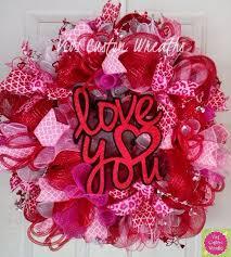 Valentine Front Door Decoration Ideas by 277 Best Trendy Tree Valentine Wreaths By Custom Designers Images