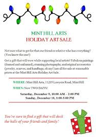 mint hill arts