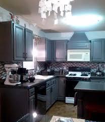 oak kitchen cabinets painted grey oak to grey cabinets panel paint sand kitchen cabinets