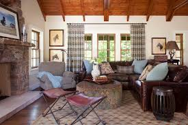 Leather Sofa Fabric Chairs Living Room Modern With Upholstered - Printed chairs living room
