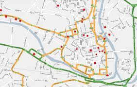 map uk bath bathton morris ring meeting 2009