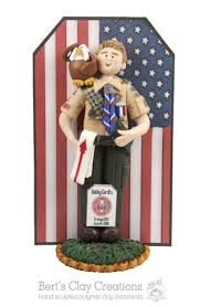 eagle scout cake topper custom eagle scout cake topper and ornament hybrid