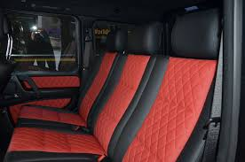 mercedes g wagon red interior 2016 mercedes benz g class amg g63 stock 44290 for sale near