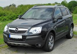 chevrolet opel chevrolet captiva 2 4 2006 auto images and specification