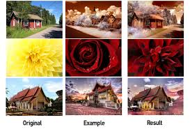 adobe u0027s experimental app copies one photo u0027s style to another