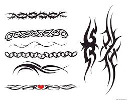 remarkable tribal designs on arm design