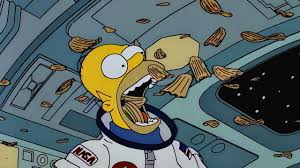 homer deep space homer season 5 episode 15 simpsons world on fxx